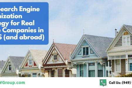 Best Search Engine Optimization Strategy for Real Estate Companies in the US (and abroad)