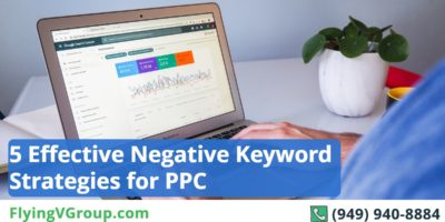 5 Effective Negative Keyword Strategies for PPC