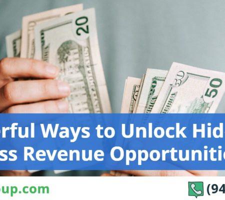 7 Powerful Ways to Unlock Hidden Business Revenue Opportunities