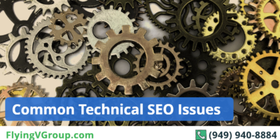 Common Technical SEO Issues