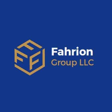 the fahrion group logo