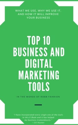 Top 10 Business and Digital Marketing Tools E-Book
