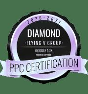 diamond ppc certification flying v group