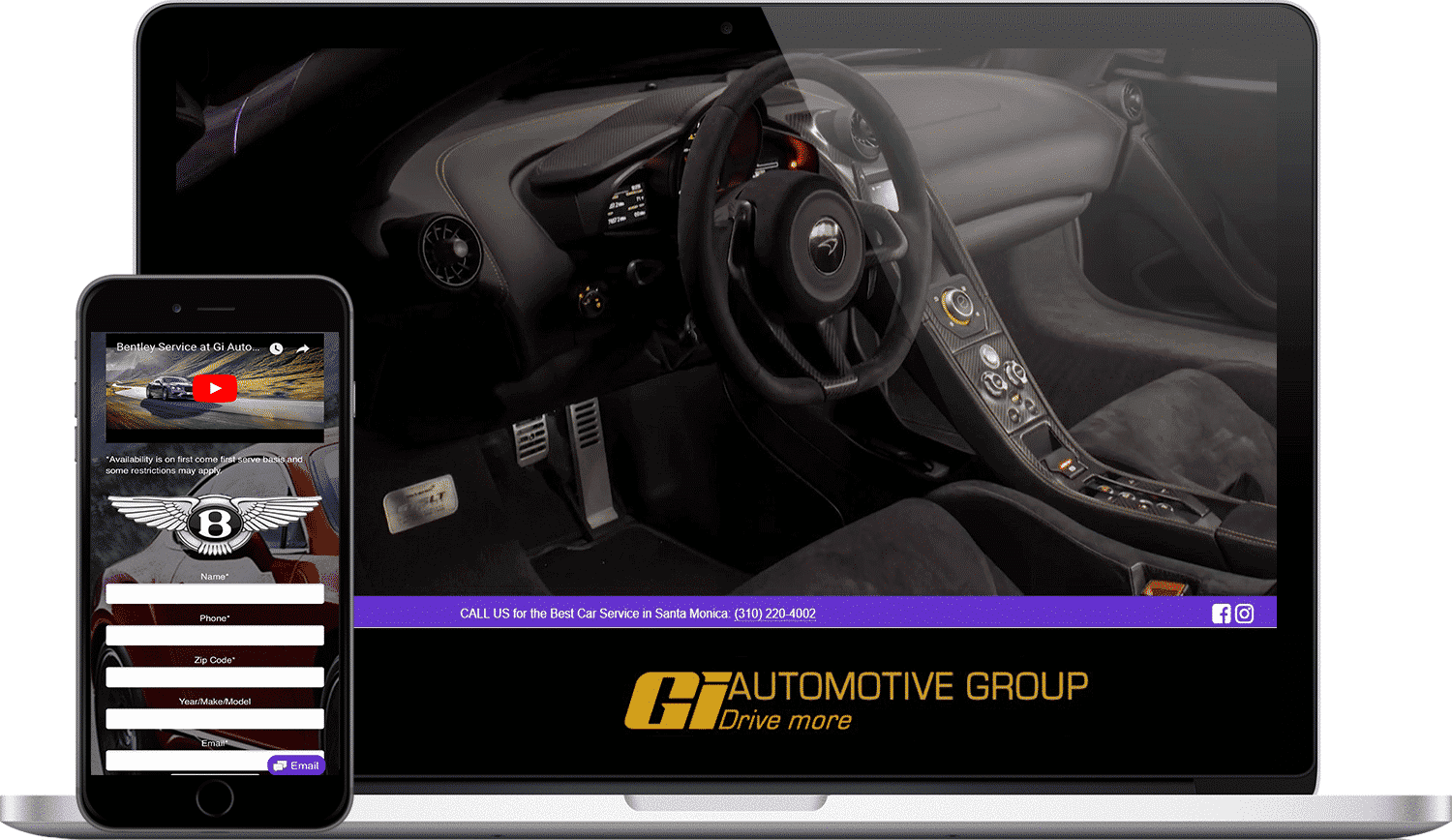 Gi Automotive Group Digital Marketing