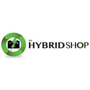 the hybrid shop logo