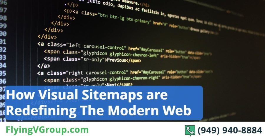How Visual Sitemaps are Redefining The Modern Web