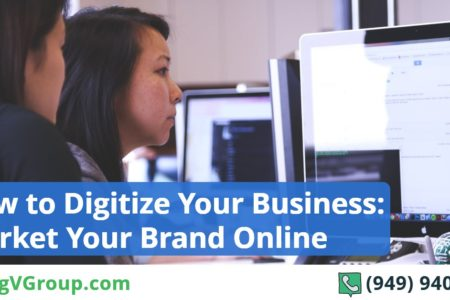 How to Digitize Your Business: Market Your Brand Online