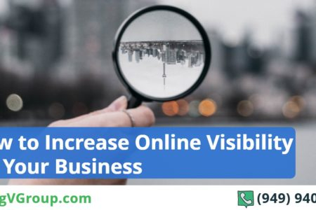 How to Increase Online Visibility for Your Business