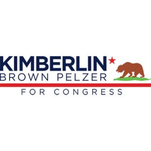 kimberlin for congress logo