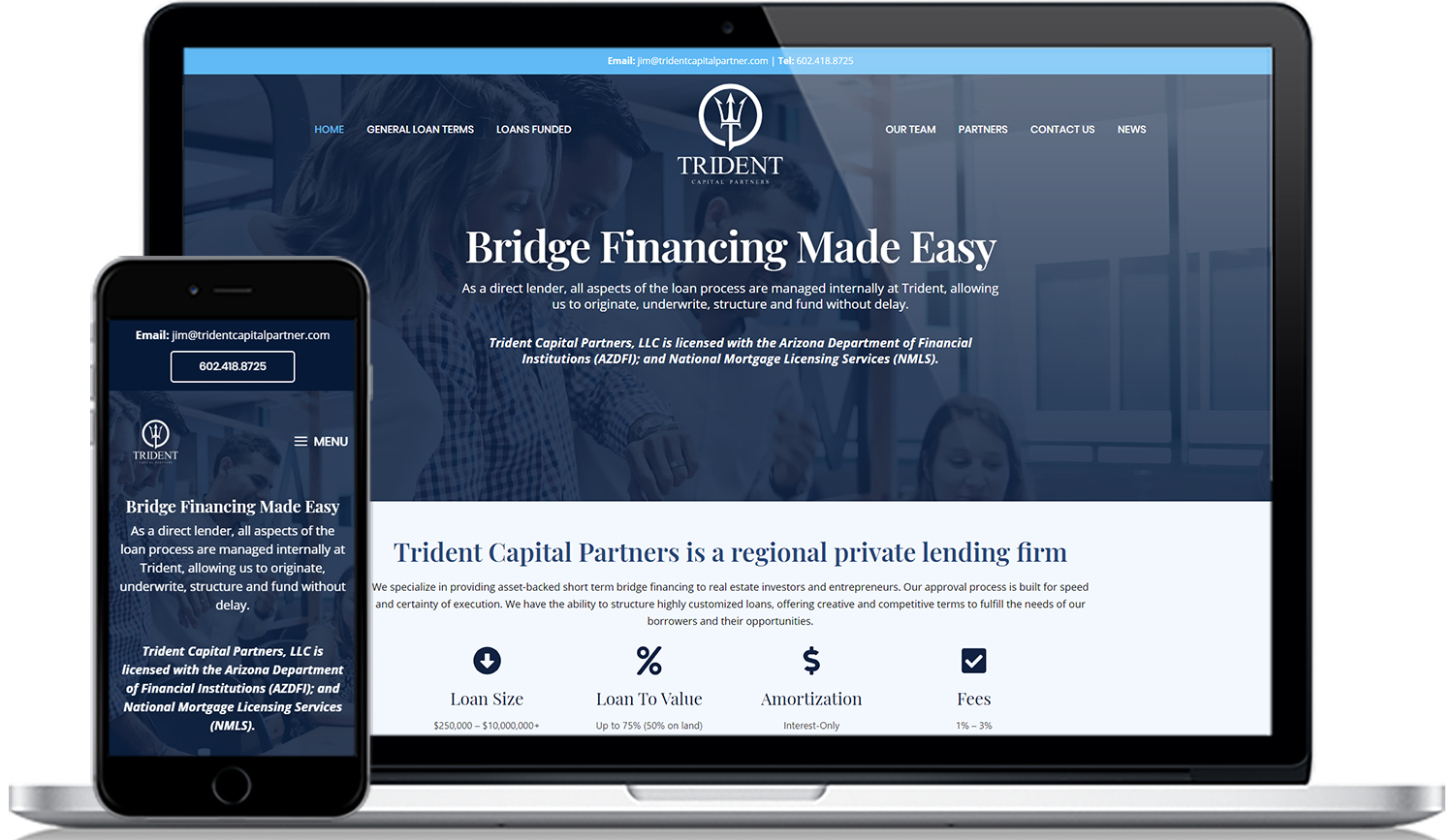 trident capital partners digital marketing