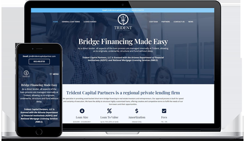 trident capital partners digital marketing