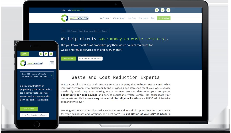 waste control digital marketing