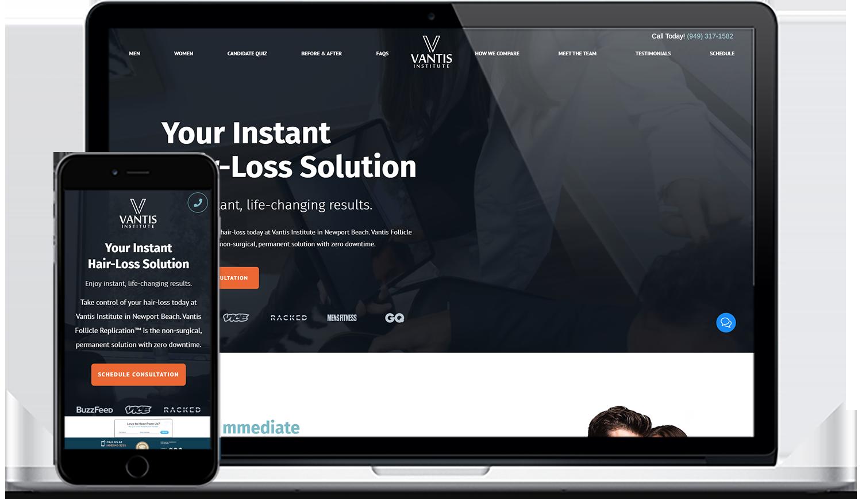 vantis institute digital marketing