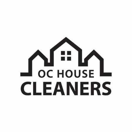 oc house cleaners logo
