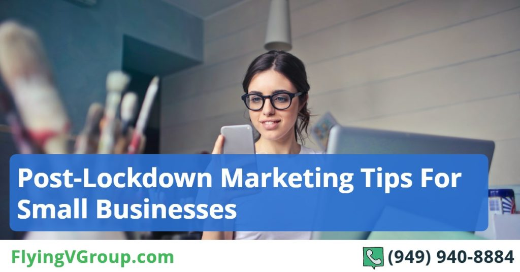 How to start marketing your small business again