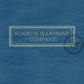 stadium blueprint company logo