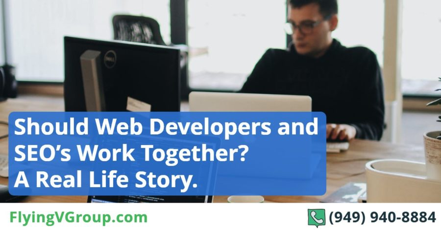 Should Web Developers and SEO's Work Together_ A Real Life Story.