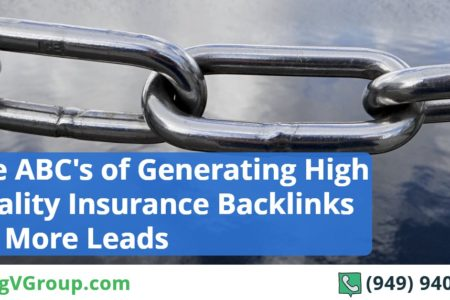 The ABC's of Generating Insurance Backlinks