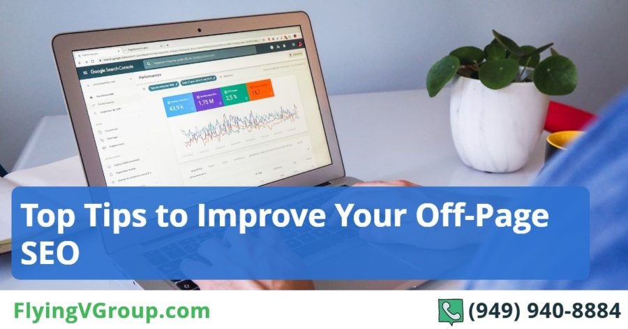Top Tips to Improve Your Off-Page SEO