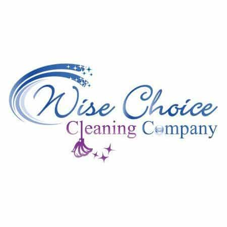 wise choice cleaning company logo