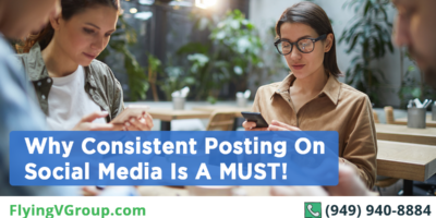 Why Consistent Posting On Social Media Is A MUST!