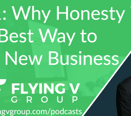 Why Honesty is the Best Way to Win New Business
