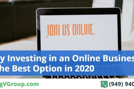 Why Investing in an Online Business is the Best Option in 2020