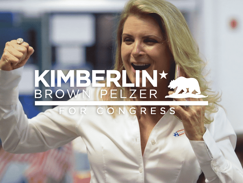 Kimberlin Brown Pelzer