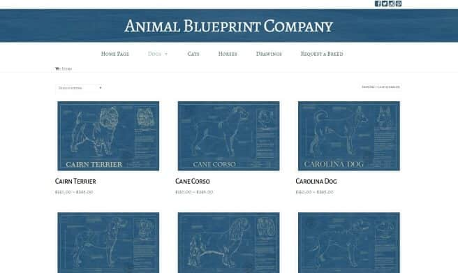 Animal blueprint company web design and seo animal blueprint company digital marketing malvernweather Gallery