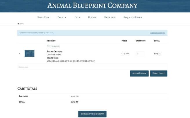 Animal Blueprint Company Digital Marketing