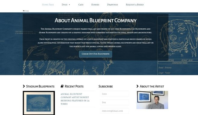 Animal blueprint company web design and seo animal blueprint company digital marketing malvernweather Image collections
