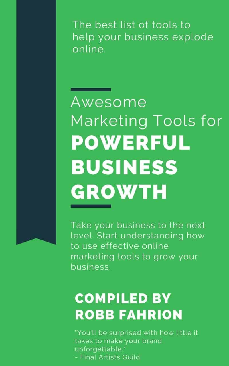Marketing Tools for Powerful Business Growth