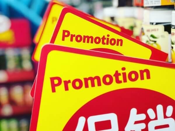 consistent content promotion