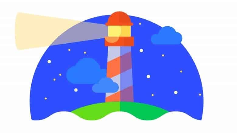 google lighthouse audit logo