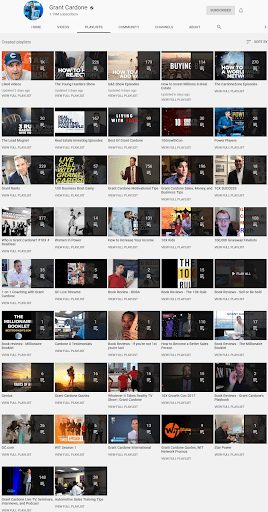 grant-cardone-youtube-playlist