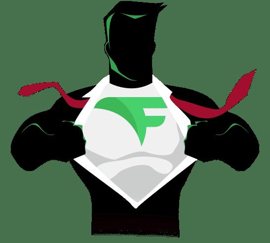 Flying V Group Superhero