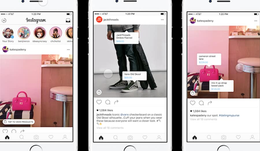 how to create shoppable posts on instagram