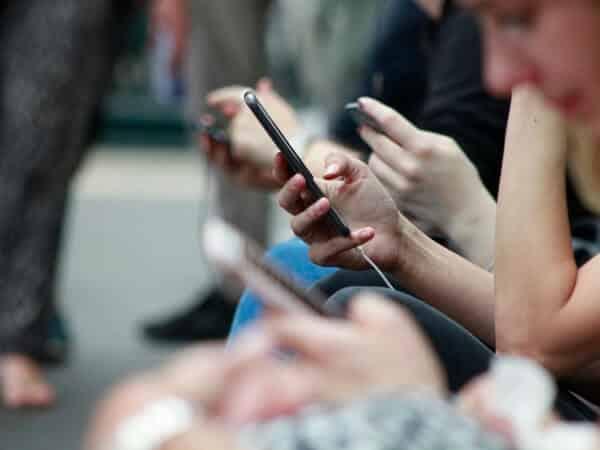 increasing dependency on mobile phones