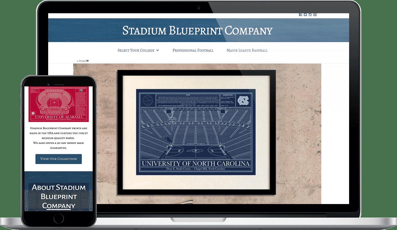 Stadium Blueprint Company Digital Marketing
