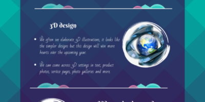Top Trends and Tips for Effective Website Design of 2020 [Infographic]
