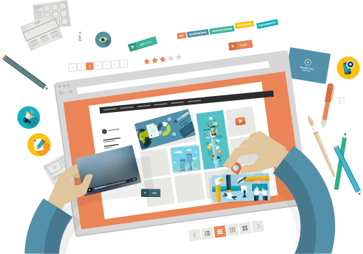 how to provide consistent web design