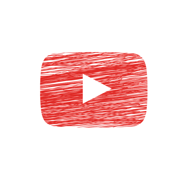 youtube drawing logo