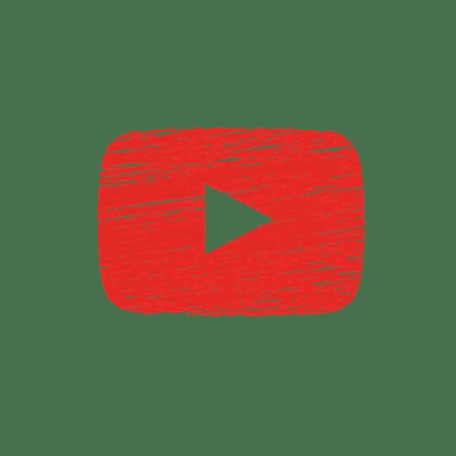 youtube drawing logo